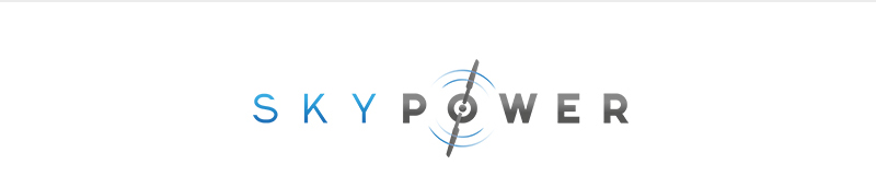 Sky Power Logo Footer